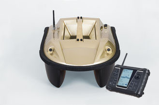 Eagle Finder RYH-001B Remote Control RC Fishing Boat Bait Boat With GPS Champagne