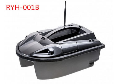 2.4GHZ Digital Eagle Finder Intelligent RC Łódź rybacka, GPS Bait Boat Black RYH-001B